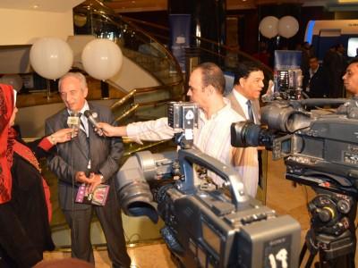 Tarraf_media interviews