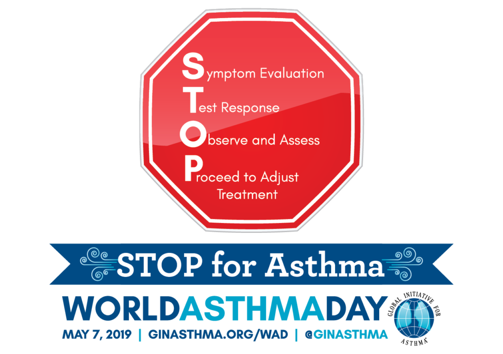 World Asthma Day - Global Initiative for Asthma - GINA