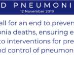 world pneumonia day call to action